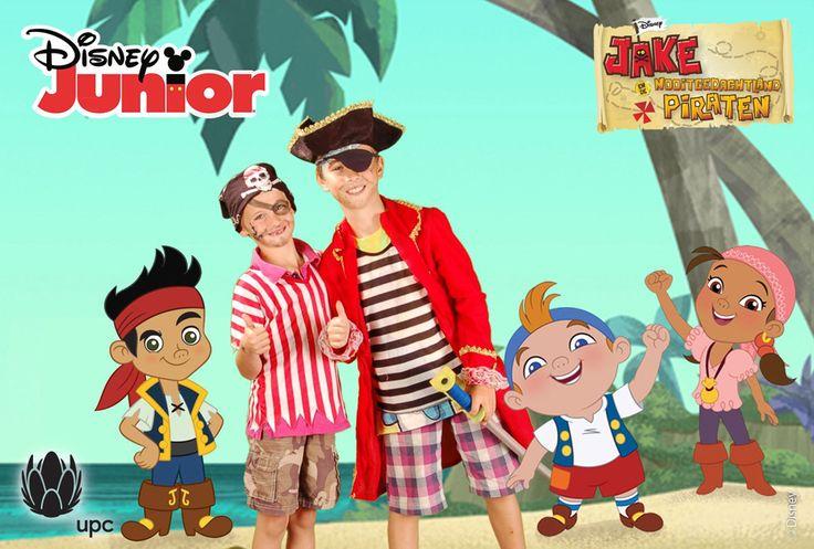 Kinder Disney fotoactie in UPC winkels