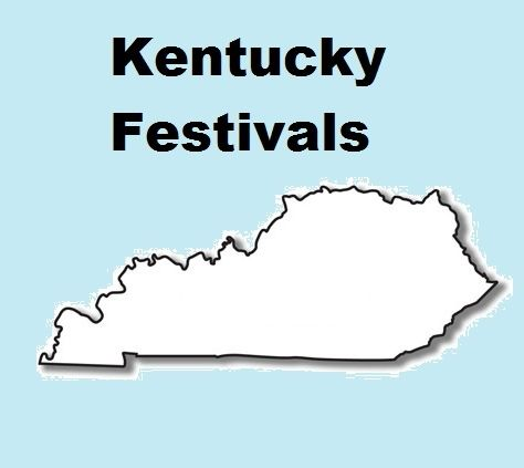 A listing of Kentucky festivals prepared by someone in Ohio, but I need to thank her.  This is great!
