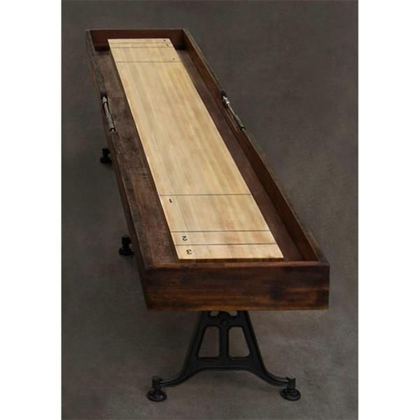 Nuevo Living Shuffleboard Gaming Table
