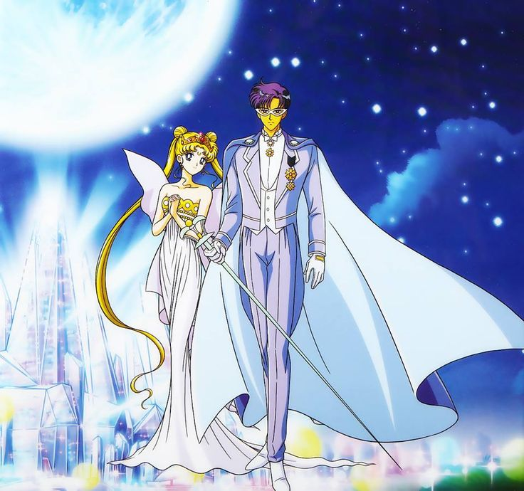 17 Best Images About (Sailor Moon) Princess And Queen On