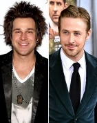 HAHA!!! - Ryan Cabrera Gets Ryan Gosling's Face Tattooed on His Leg: Picture