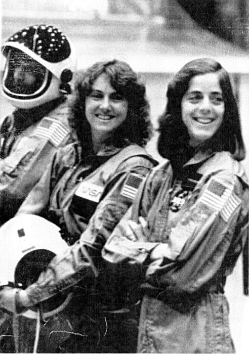 .#TimelessWomen - Christa McAuliffe - I am inspired by Christa and by all teachers.