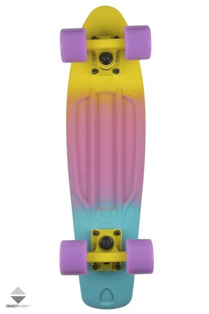 Cruiser Deskorolka Fish Skateboards Classic 3 Colors