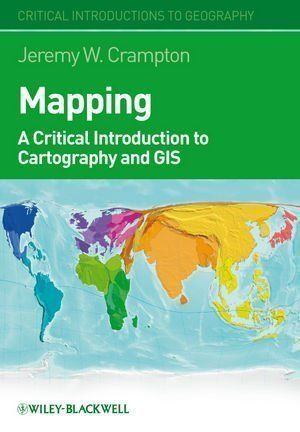 Mapping : a critical introduction to cartography and GIS / by Jeremy W. Crampton Bibsys: http://ask.bibsys.no/ask/action/show?kid=biblio&cmd=reload&pid=100583563