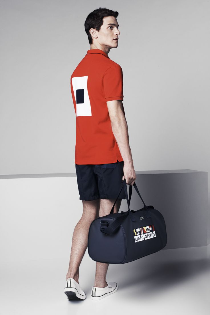 Explore the #Lacoste Maritime Flags #collection: www.lacoste.com/maritimeflags