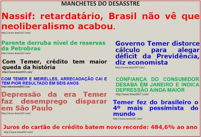 """Além d'Arena: Tributo aos idiotas do """"Fora Dilma!"""" XII"""