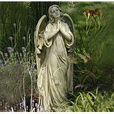 Found it at Wayfair - Praying Angel Garden Statue