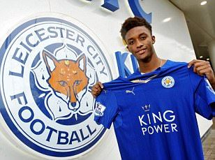 Jan. 2nd.2016: Demarai Gray joins Leicester City from Birmingham for £3.75m