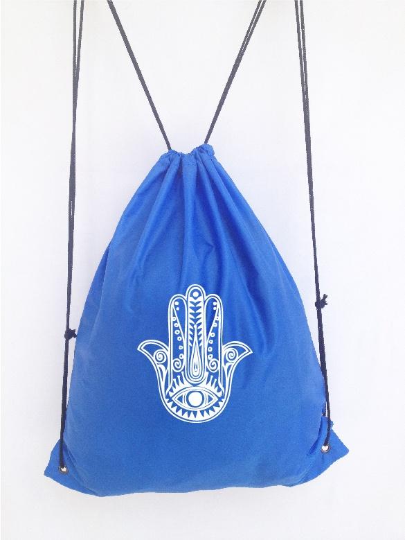 Mochila Jamsa Azul    $12,000    www.facebook.com/INLOVstyle