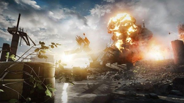 Battlefield 4 runs at 60fps on next-gen consoles