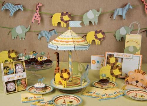Decorating Ideas For Jungle Safari Themed Baby Shower | Uptowngirl Fashion Magazine