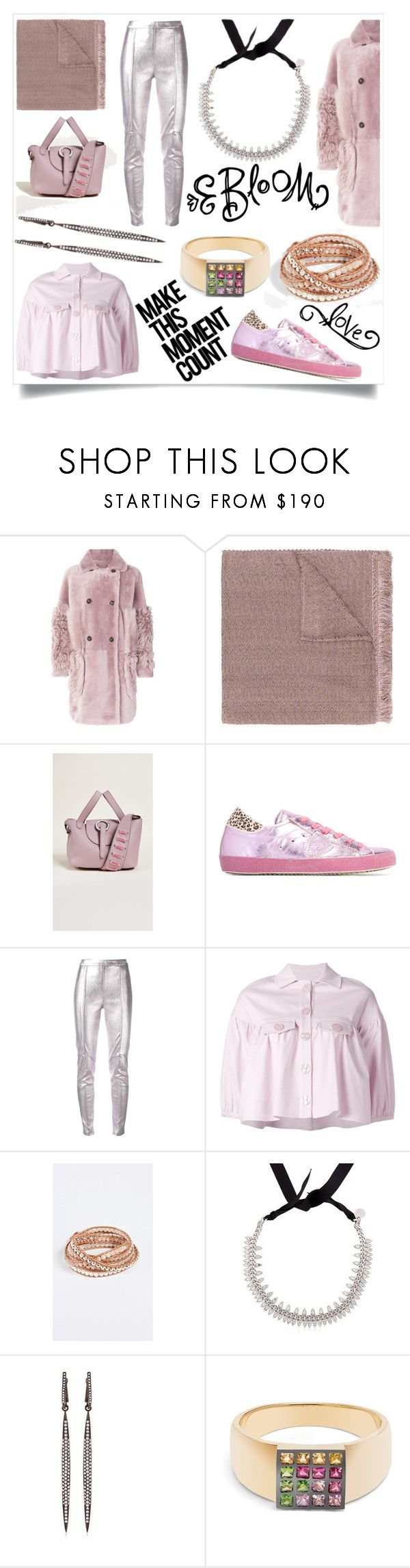 """United colours of polyvore"" by emmamegan-5678 ❤ liked on Polyvore featuring DESA 1972, Missoni, Meli Melo, Philippe Model, A.F. Vandevorst, VIVETTA, Chan Luu, Ellen Conde, Federica Tosi and Ileana Makri"