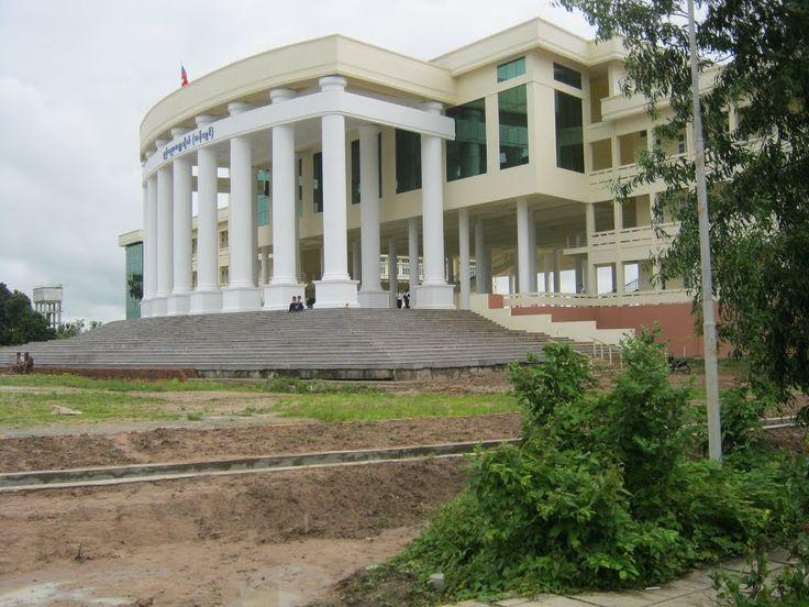 Technological University, Thanlyin, Burma