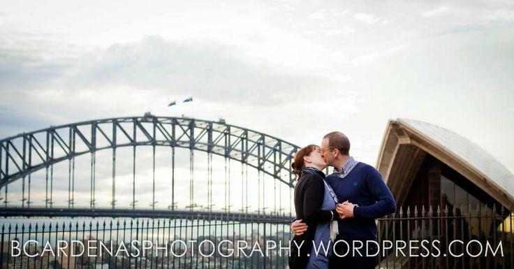 Pippa & Gavin - Sydney Engagement - Bianca Cardenas Photography