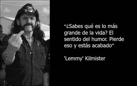 10 frases impagables que nos deja 'Lemmy' Kilmister, de Motörhead — cribeo