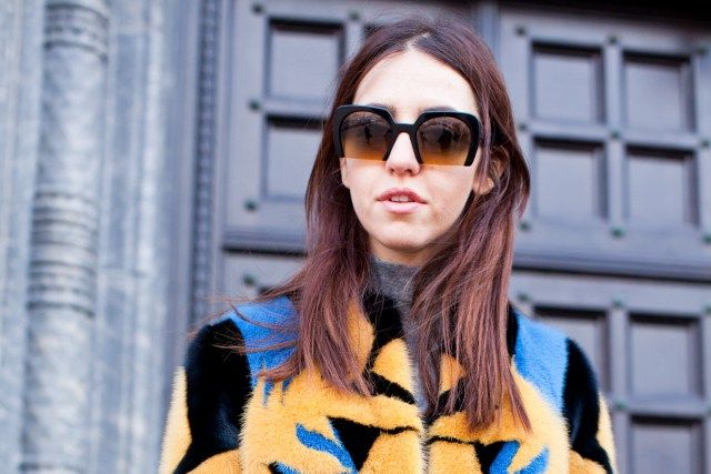 Stylish Danes mined the Seventies and the Nineties with prints, furs and accessories during the recent Copenhagen Fashion Week.