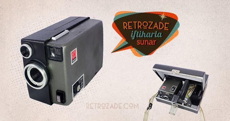 Kodak Instamatic M14 Film Kamerası