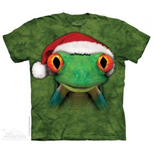 Tricou Craciun Froggie Elf