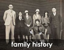 Book a Family History appointment.