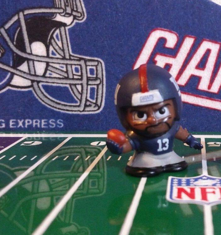 NFL Teenymates 2017 Series 6 New York Giants WR Odell Beckham Jr. Figurine       #PartyAnimal #NewYorkGiants