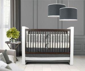 Oilo Studio Sticks 3 Piece Crib Set: Modern Baby, Crib Bedding, Boys Nurseries, Baby Beds, Cribs Sets, Cribs Beds, Sticks, Modern Nurseries, Baby Rooms