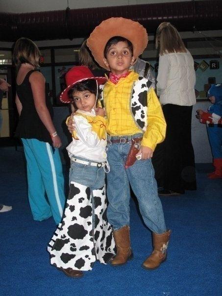 toy story sheriff woody costume by Hamnascreations on Etsy