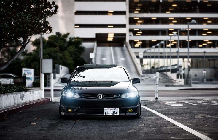 Honda Civic Si #civic #jdm #cars