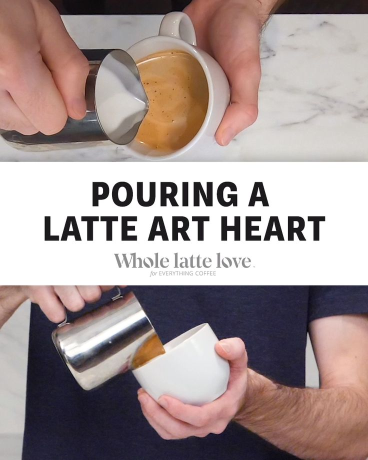 AJ from Whole Latte Love shows you how to froth and steam