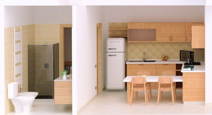 Spaccati 3d rendering interni spaccati 3d rendering for Planimetrie a prezzi accessibili