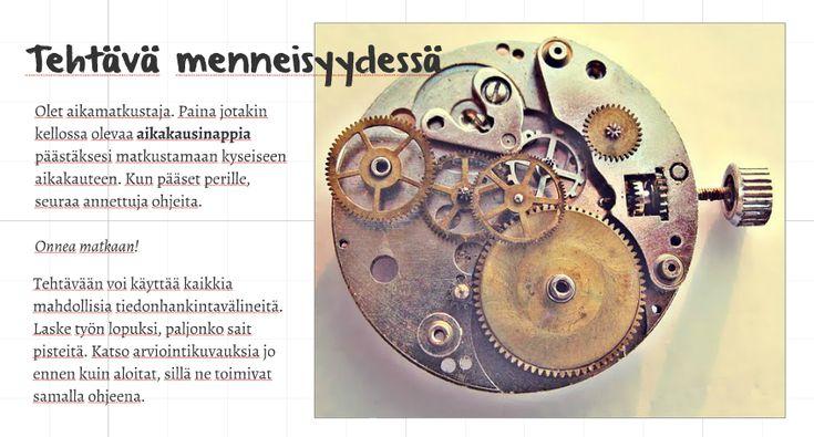 Alkuperäinen tehtävä: Elisa Kilponen, 2015.