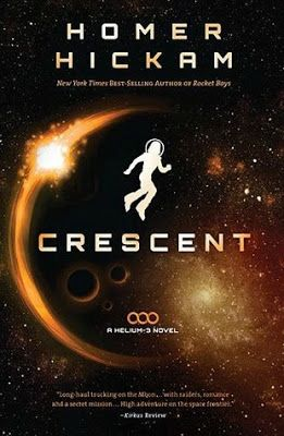Book Review: 'Crescent' By Homer Hickam