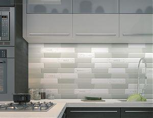 Керамическая плитка для кухни Гамма / Kerama Marazzi