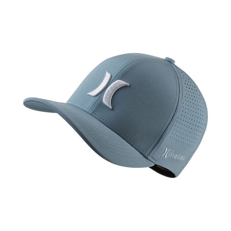 Hurley Phantom Vapor 3.0 Men's Fitted Hat Size Large/XL (Blue)