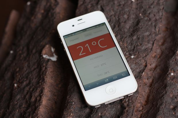 20 Beautifully Designed Weather Apps