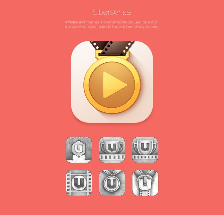 Flat iOS App Icons on Behance
