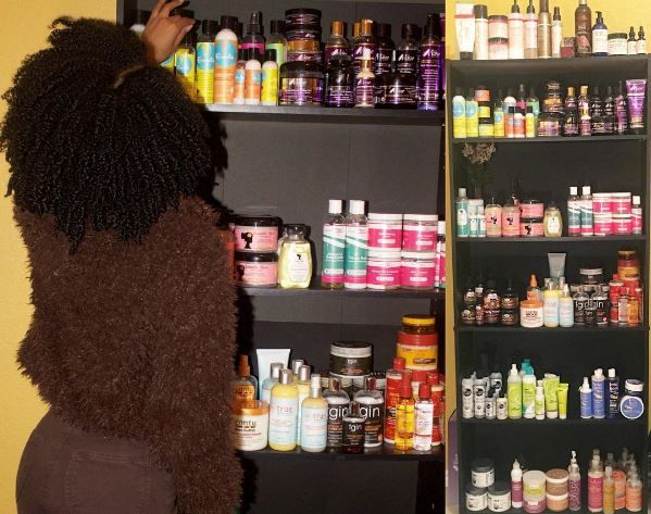 How To Organize Your Hair Products And Take Inventory  Read the article here - http://blackhairinformation.com/general-articles/tips/organize-hair-products-take-inventory/