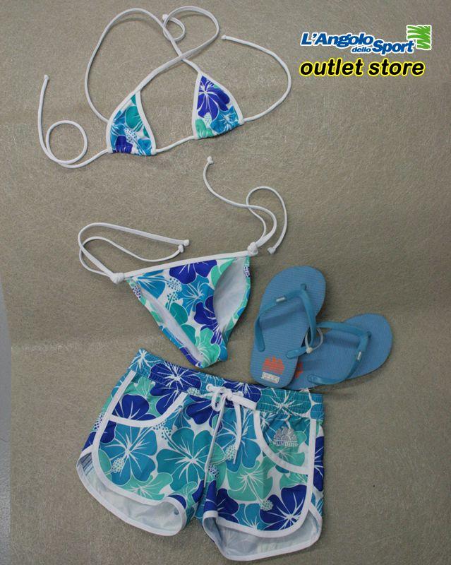 Affari da bimba! Bikini, Boxer/costume, Infradito #Sundek - 50% #AngoloOutlet by Roberta Borgognoni