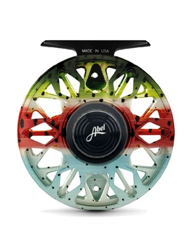 Abel 4/5 Sealed Drag Reel - Large Arbor at Vail Valley Anglers