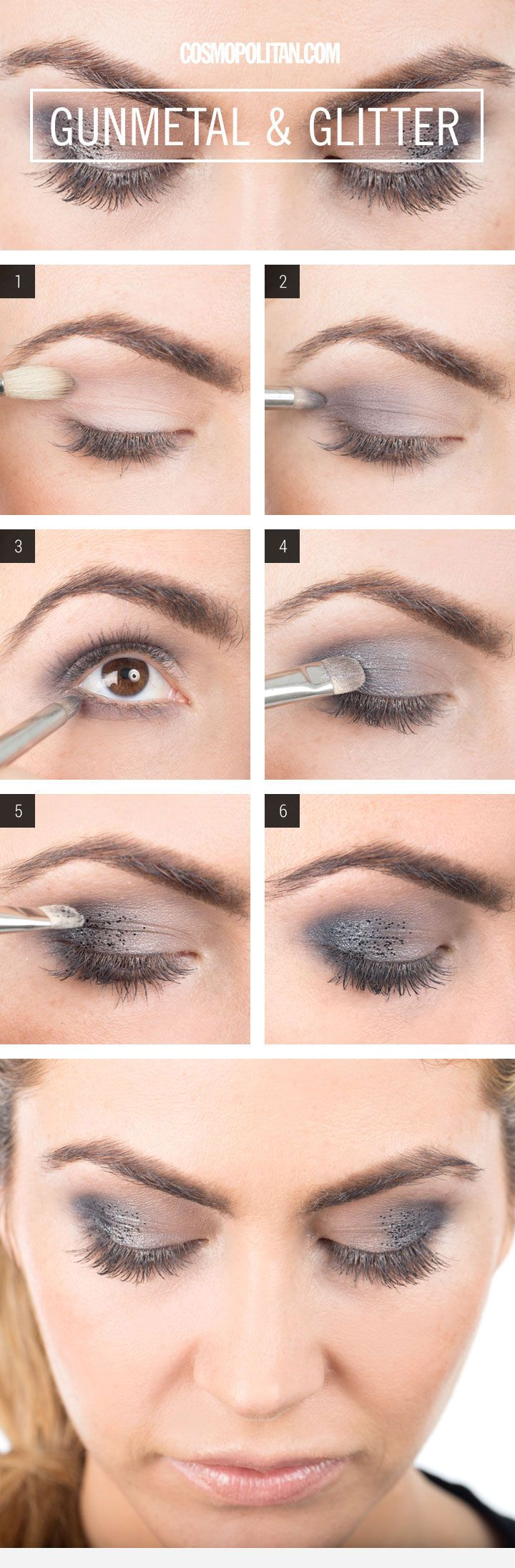 610 best Eye-Makeup Tutorials & Ideas images on Pinterest