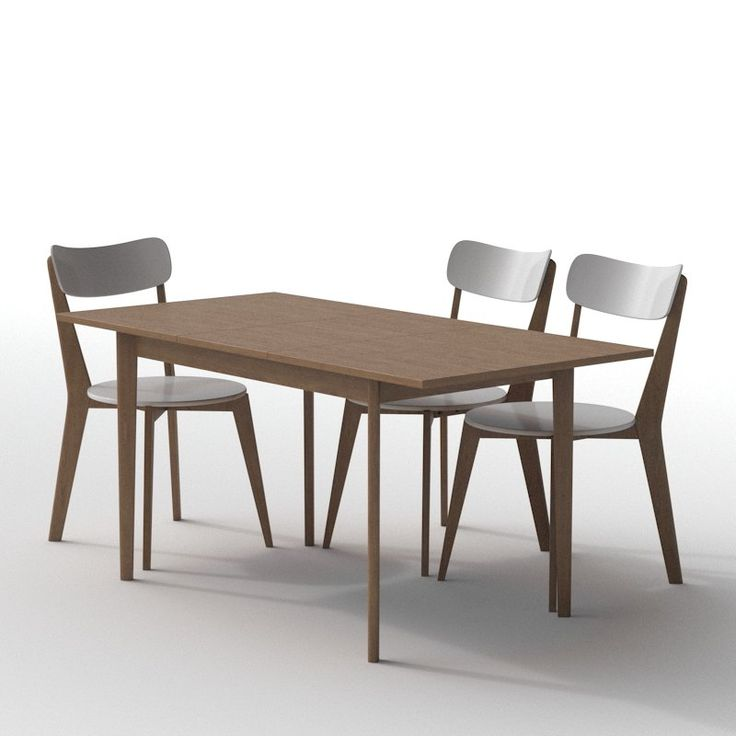 Beautiful VITAK   Scandinavian Chair + Table Set 0 Amazing Pictures