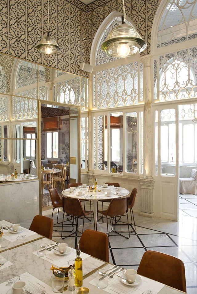 Liza restaurant in beirut decore pinterest for Arabesque lebanon cuisine