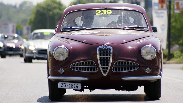 Alfa Romeo 1900 Sprint Coupé Touring (1952)