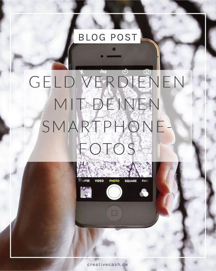 Möchtest du mit deinen iPhone Fotos Geld verdienen? Wie das geht, zeige ich in diesem Blogpost!