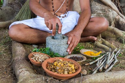 Ayurvedic medicine originated in India as an oral tradition, and its theories were recorded more than 5000 years ago in the Vedas.