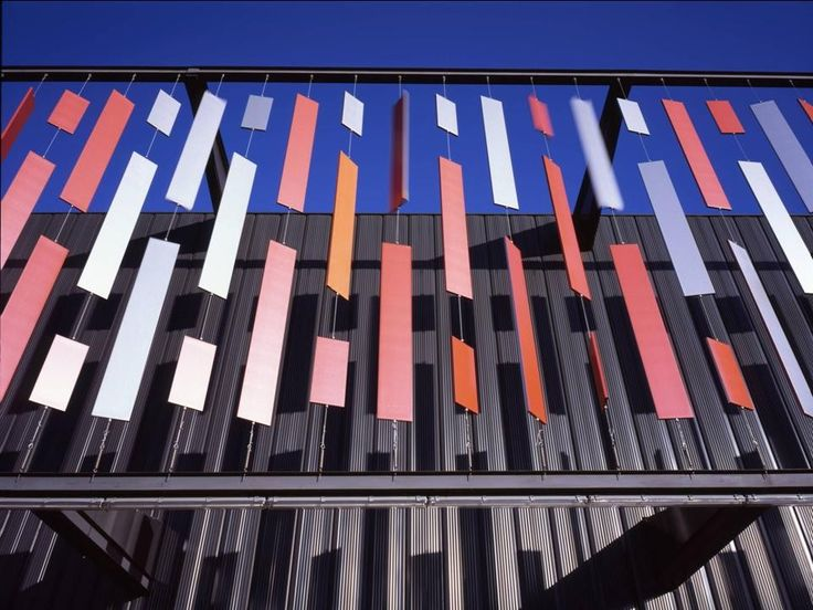 Gallery of Hunter Douglas Plant / Mathias Klotz - 9