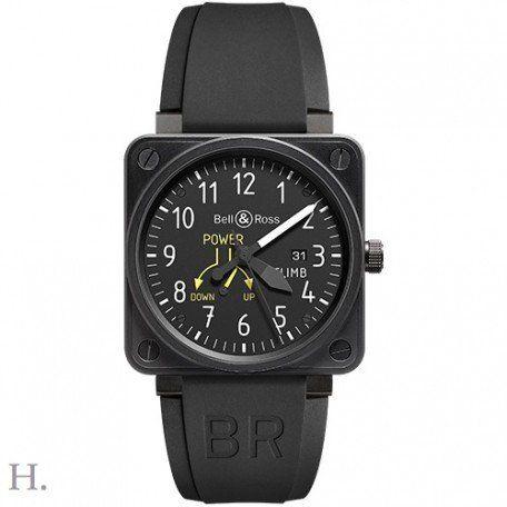 Bell & Ross - Ausgefallene Uhren mit einzigartigem Design - https://herrenuhren24.net/uhrenmarken/bell-ross-uhren/ #bellross #uhren #herrenuhren