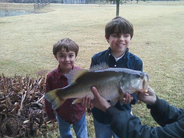 Trophy Bass Fishing Tips for Winter, with Fishing Video