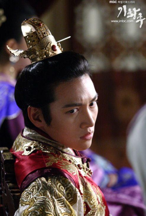 Ji Chang Wook as Emperor # drama Empress Ki
