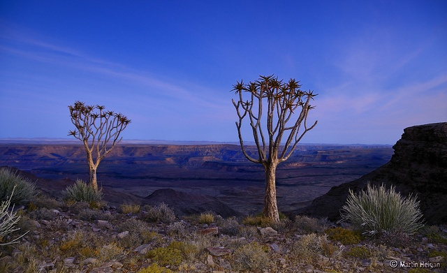 Fish River Canyon by Martin_Heigan, via Flickr