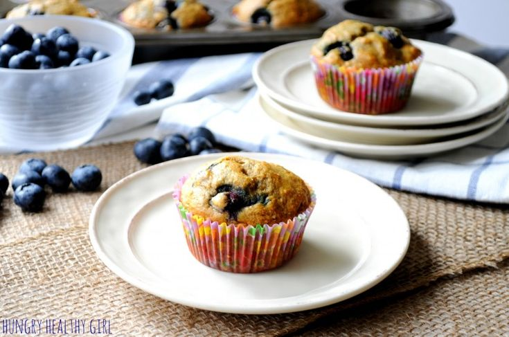 A skinny blueberry muffin that doesn't taste skinny! (10 muffins and 164 cal. per muffing using cnola oil instead of coconut oil)